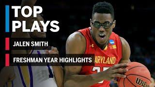 Highlights: Jalen Smith to Return to Maryland for Sophomore Season | B1G Basketball