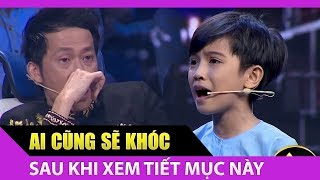 Quách Phú Thành gây xúc động mạnh với Cha con người hát rong P3