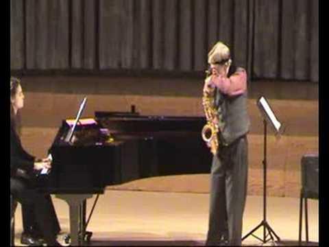 Rapsodia de Debussy - versión de Arno Bornkamp -