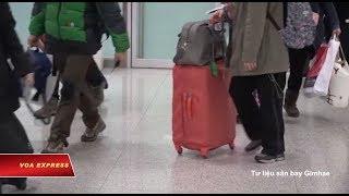 Hàn Quốc chặn bắt một người Việt ở Busan