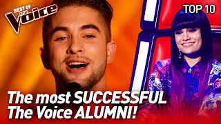 The most SUCCESSFUL talents after The Voice | TOP 10