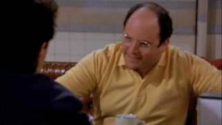 Seinfeld: George tries to say
