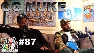 F.D.S #87 - OG NUKE - ( HOME AFTER 31 YEARS ) - TALKS BANG EM SMURF & BEING ACQUITTED FOR 4 BODIES