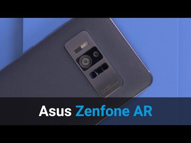 Belsimpel-productvideo voor de Zenfone AR