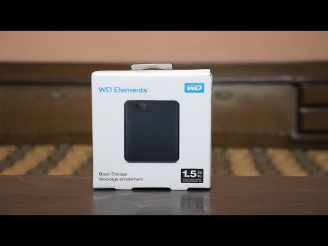 video WD 1.5 TB External Hard Disk Drive Review<span class=