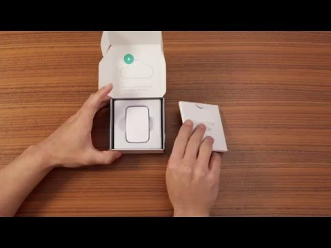 How to Connect the Samsung SmartThings Water Leak Sensor