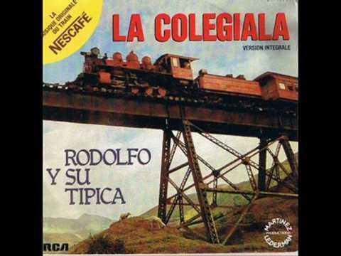 Rodolfo y su Tipica - La colegiala (original version,spanish,HQ