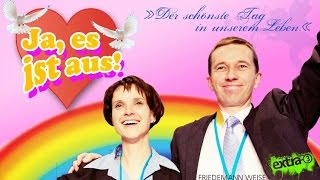 Lucke und Petry – AfD in Love