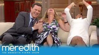 Hoda, Kathie Lee, And Willie Geist Get Payback With Regis | The Meredith Vieira Show