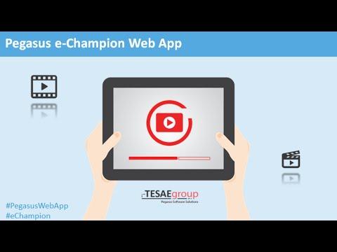 Pegasus Web App e-Champion