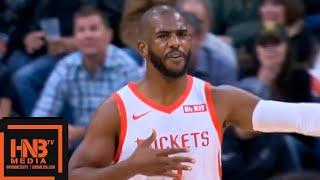 Houston Rockets vs San Antonio Spurs 1st Half Highlights | 11.10.2018, NBA Season