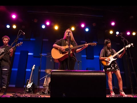 Fall 2014 Performance Programs at World Café Live - November 9, 2014
