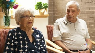 Major milestone: Couple celebrates 80 years of marriage
