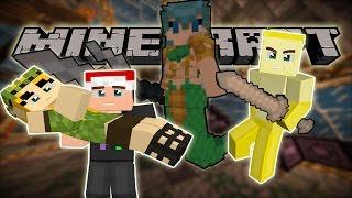 Minecraft Huyết Thống Của Quỷ - Tập 10: DU KÍCH DOANH TRẠI NHÂN NGƯ