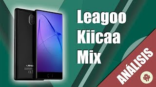 Video Leagoo KIICAA MIX BgEoOKr2Mxw