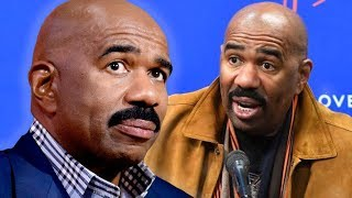 Steve Harvey FIRED From TWO JOBS In The Same Week