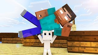 Steve Life 8-11  - Minecraft animation