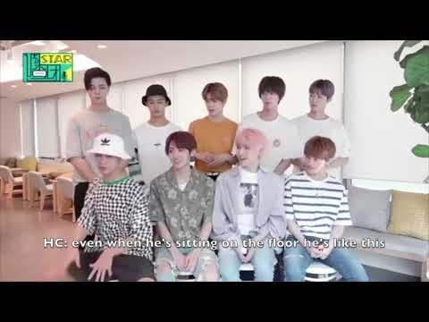 (ENG) NCT Yuta Telling WinWin's Habit (YuWin Moment)