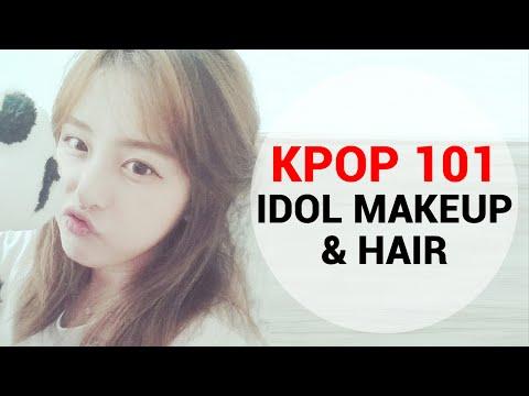 Kpop 101 : Kpop Idol Makeup and Hair Experience by Kasper (by Kasper 캐스퍼)