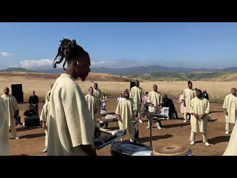"Kanye West Sunday Service ""Say You Will"""