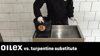 Bindemittel für Terpentinersatz - Oilex