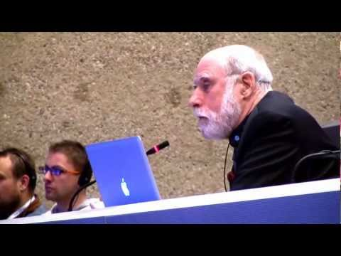 Vint Cerf talks about the new O3B satellite