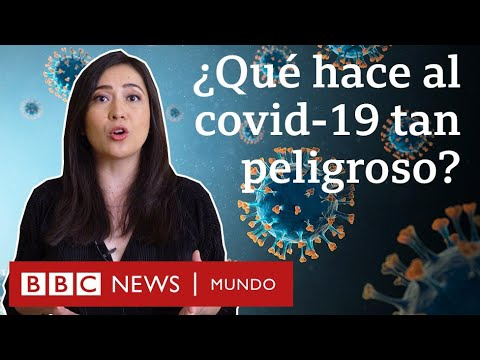 Coronavirus: 4 características que hacen tan peligroso al covid-19 | BBC Mundo
