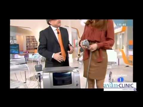 ADELGAZAR Y NUTRICIÓN - Avanclinic en TVE1: SABER VIVIR