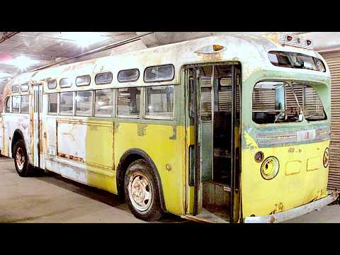 The Rosa Parks Bus | Innovation Nation