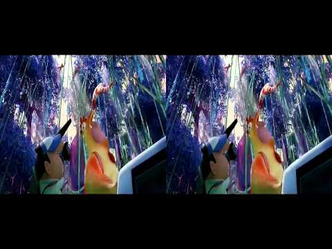 Cloudy with a Chance of Meatballs 2 2013 trailer in 3d