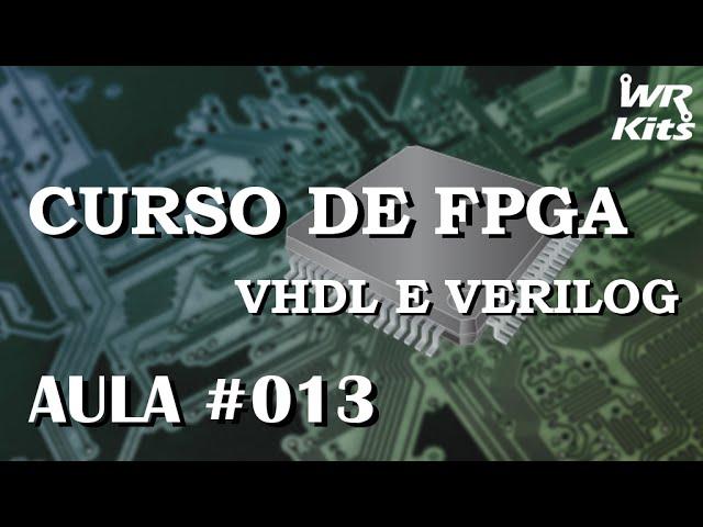 SOMADOR DE 2 BITS EM VHDL | Curso de FPGA #013