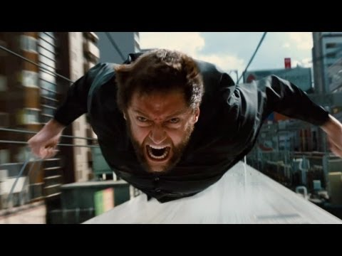 'The Wolverine' Trailer