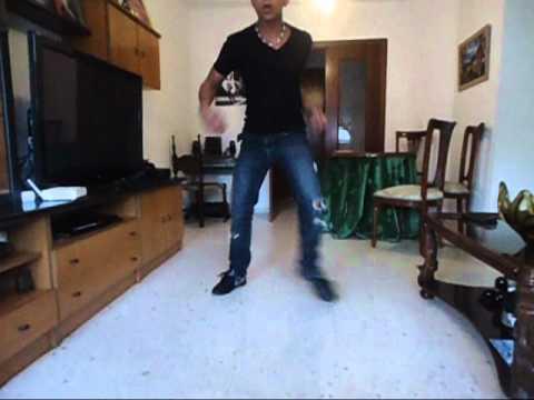 Bailando Dembow- Chimbala-Con lo pie 2012