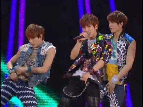 【TVPP】BTOB - WOW, 비투비 - 와우 @ Korean Music Wave in Bangkok