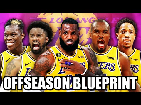 Los Angeles Lakers NEW Offseason BLUEPRINT After Dennis Schroder Trade | LAKERS 2020 NBA Free Agency