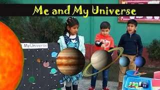 Exploring Our Solar System: Planets and Space for Kids - Preschool !!