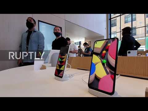 USA: Google opens first retail store in New York City