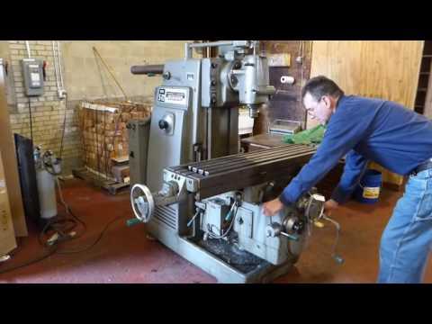 K&T 205-S-12 Horiz. Mill
