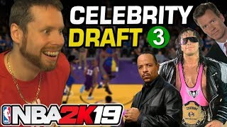 NBA 2K19 Celebrity Draft 3