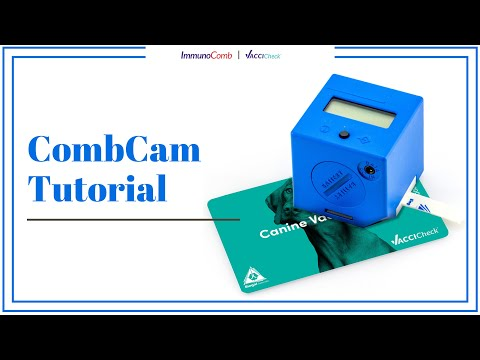 Biogal-Galed Labs Launches CombCam, an Automated Reading Device for Biogal's VacciCheck and ImmunoComb Kits