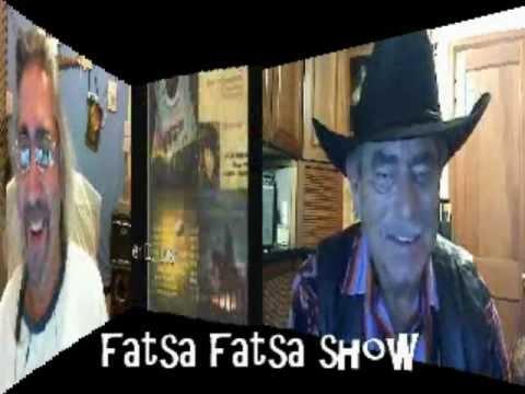 Roger Losh interview on Fatsa Fatsa Show with Kim Nicolaou - Texas Honky Tonk Flu