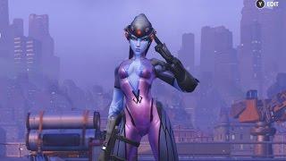 Overwatch All Skins/Emotes/Poses/Intros 4K