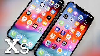 iPhone XS + Max HANDS-ON