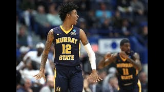 Murray State's Ja Morant vs Marquette's Markus Howard in NCAA tournament