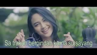 """Ecko Show Ft Arlida Putri - Karna Su Sayang """"Dangdut"""" (MV Lirik)"""