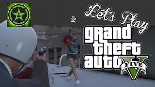 Let's Play – GTA V – The Most Dangerous Game X