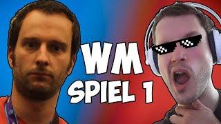 MOBILE GAMING WM  ☆ Spiel 1!