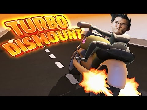 Turbo Dismount: EXPLOSION PERFECTION - Markiplier  - BhJ8SwcO2r0 -