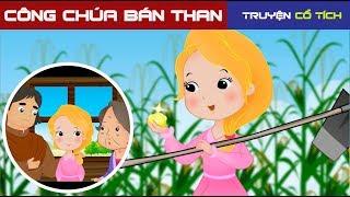 Công Chúa Bán Than | Chuyen Co Tich | Truyện Cổ Tích Việt Nam Hay Nhất 2019