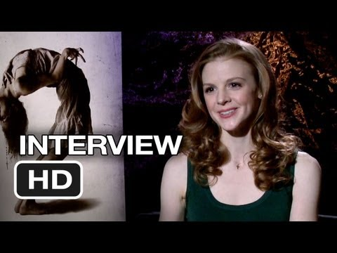 The Last Exorcism Part II Interview - Ashley Bell (2013) - Horror ...